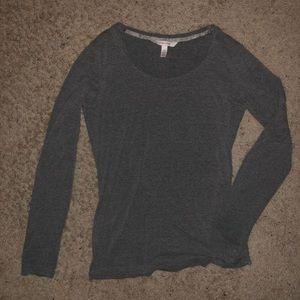Soft long-sleeved shirt